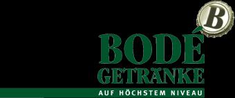 Bode Getränke Handels und Transport KG.
